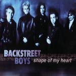 Shape Of My Heart (Cd Single) Backstreet Boys