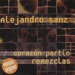 Corazon Partio (Remezclas) (Cd Single) Alejandro Sanz