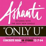 Only U (Cd Single) Ashanti