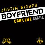 Boyfriend (Dada Life Remix) (Cd Single) Justin Bieber