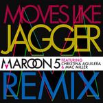 Moves Like Jagger (Featuring Christina Aguilera & Mac Miller) (Remix) (Cd Single) Maroon 5