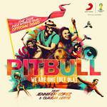 We Are One (Ole Ola) (Featuring Jennifer Lopez & Claudia Leitte) (Cd Single) Pitbull