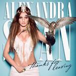 Thanks For Leaving (Cd Single) Alexandra Stan