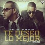 Te Deseo Lo Mejor (Featuring Baby Rasta) (Cd Single) Divino