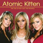 The Tide Is High (Get The Feeling) (Cd Single) Atomic Kitten
