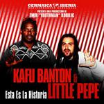 Esta Es La Historia (Featuring Little Pepe) (Cd Single) Kafu Banton
