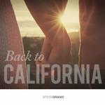 Back To California (Cd Single) Steve Grand