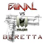 Beretta (Featuring Miller) (Cd Single) Fainal