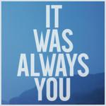 It Was Always You (Cd Single) Maroon 5