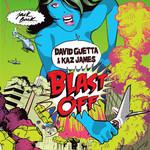 Blast Off (Cd Single) David Guetta