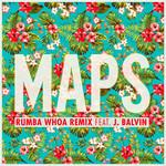 Maps (Featuring J Balvin) (Rumba Whoa Remix) (Cd Single) Maroon 5