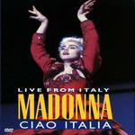 Ciao Italia: Live From Italy (Dvd) Madonna