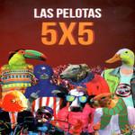 5x5 (Dvd) Las Pelotas