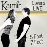 6 Foot 7 Foot (Live) (Cd Single) Karmin