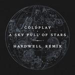 A Sky Full Of Stars (Hardwell Remix) (Cd Single) Coldplay