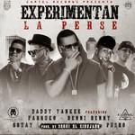 Experimentan La Perse (Feat. Farruko, Benny Benni, Gotay El Autentiko & Pusho) (Remix) (Cd Single) Daddy Yankee