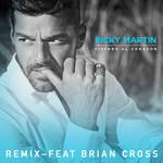 Disparo Al Corazon (Featuring Brian Cross) (Cd Single) Ricky Martin