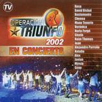 Operacion Triunfo 2001-2002 En Concierto