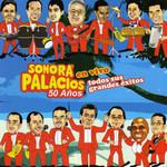 50 Años En Vivo Sonora Palacios