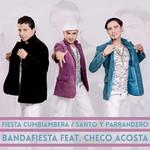 Fiesta Cumbiambera / Santo Y Parrandero (Featuring Checo Acosta) (Cd Single) Banda Fiesta