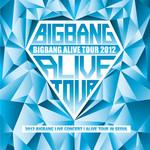 2012 Bigbang Live Concert: Alive Tour In Seoul Bigbang (Corea)