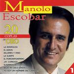 20 Coplas De Oro Volumen 1 Manolo Escobar