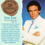 Coleccion Espectacular 20 Exitos, Volumen 15 Jose Jose