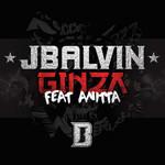 Ginza (Featuring Anitta) (Anitta Remix) (Cd Single) J. Balvin