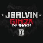 Ginza (The Remixes) (Cd Single) J. Balvin