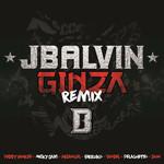 Ginza (Ft Daddy Yankee, Nicky Jam, Farruko, Yandel, Zion, Arcangel & De La Ghetto) (Rmx) (Cd Single) J. Balvin