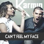 Can't Feel My Face (Cd Single) Karmin