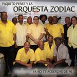 Ya No Te Acuerdas De Mi (Cd Single) Orquesta Zodiac