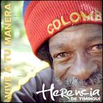 Vive A Tu Manera (Cd Single) Herencia De Timbiqui