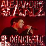 El Concierto Tour Mas 98 (Dvd) Alejandro Sanz