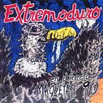 En Directo Maquetas '90 Extremoduro