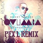 Lovumba (Pex L Remix) (Cd Single) Daddy Yankee