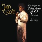 Lo Mejor En Bellas Artes: 40 Aniversario Juan Gabriel
