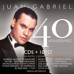 40 Aniversario Juan Gabriel