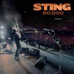 50,000 (Cd Single) Sting