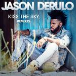 Kiss The Sky (Remixes) (Cd Single) Jason Derulo