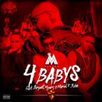 Cuatro Babys (Featuring Noriel, Bryant Myers & Juhn El All Star) (Cd Single) Maluma