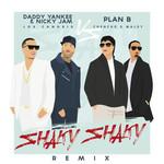 Shaky Shaky (Featuring Nicky Jam & Plan B) (Remix) (Cd Single) Daddy Yankee