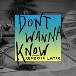 Don't Wanna Know (Featuring Kendrick Lamar) (Cd Single) Maroon 5
