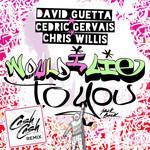 Would I Lie To You (Featuring Chris Willis & Cedric Gervais) (Cash Cash Remix) (Cd Single) David Guetta