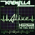 Alive (Hardwell Remix) (Cd Single) Krewella