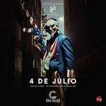 4 De Julio (Cd Single) Genio El Mutante