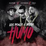 Los Pongo A Botar Humo (Featuring Anonimus & Allende) (Cd Single) Falo