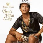 That's What I Like (Cd Single) Bruno Mars