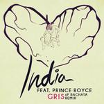 Gris (Sp Music Bachata Remix) (Cd Single) India Martinez