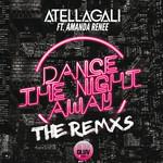 Dance The Night Away (Featuring Amanda Renee) (The Remxs) (Cd Single) Atellagali